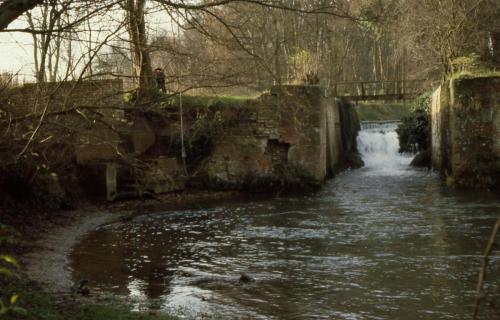 Haverholme Lock